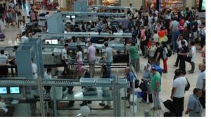 Havalimanında aranmaya engel olana bin 500 TL ceza