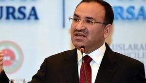 Bozdağ: Danıştay, Yargıtay başkanları yurt müjdesini alkışladı