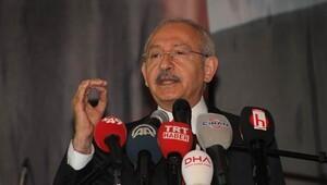 Kılıçdaroğlu: Bizim kanımızı akıtmadan amacına ulaşamayacak