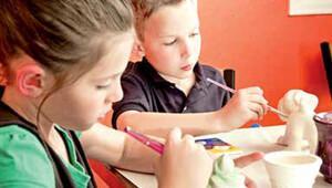 Sanat aşığı bir çocuk yetiştirmenin yolları