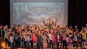 200 Suriyeli çocuk Kadir Has Üniversitesi'nde
