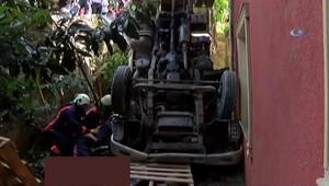 Sancaktepe'de dehşet dakikaları: 1 kişi öldü