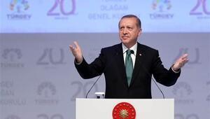 Erdoğan: Nüfus planlamasıymış, doğum doğum kontrolüymüş...