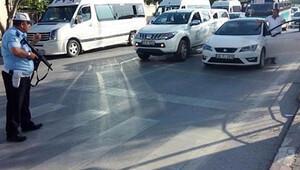 Şüpheli araç ihbarı vatandaşı çileden çıkarttı