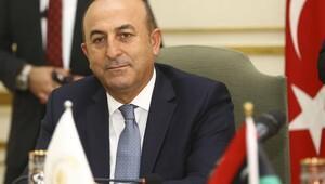 Dışişleri Bakanı Çavuşoğlu Le Monde'a konuştu