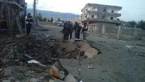 Silopi'de PKK'dan polis aracına bombalı saldırı: 4 ölü, 19 yaralı