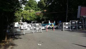 TMMOB binası boşaltıldı, 15 kişi serbest bırakıldı