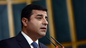 Demirtaş, yüksek yargı başkanlarını HDP mitingine davet etti