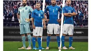 İtalya'nın EURO 2016 kadrosu açıklandı