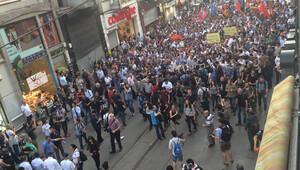 Polis Gezi Parkı'ndan ayrıldı