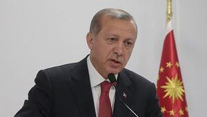 Cumhurbaşkanı Erdoğan: Alışacaklar
