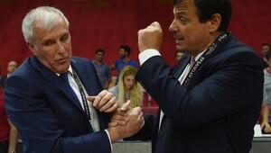 Obradovic ve Ataman tartıştı