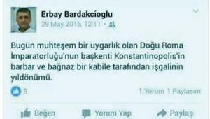 İstanbul'un fethini eleştiren profesör açığa alındı
