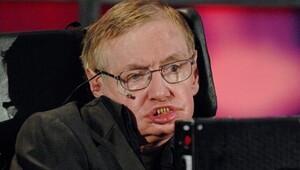 Hawking: Evreni çözdüm, Trump'ın popülaritesini çözemedim