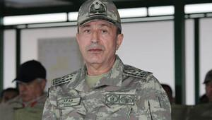 Hedefteki 5 PKK karargahı