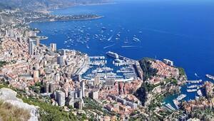 Tarihi Monako Marinası - Port of Hercule