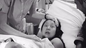 Çocuğu erkek doğunca şaşıran annenin ifadesi viral oldu!