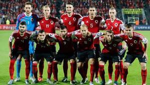 Cana ve Çikalleshi Arnavutluk'la EURO 2016'da