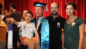 60'lı yaşlarda diploma heyecanı yaşadılar