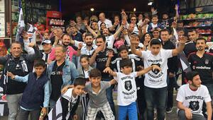 Heybeliada'da şampiyonluk kutlamaları