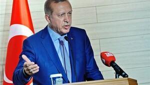 Erdoğan: 'Alman Parlamentosu'nun kararı hayra alamet değil üst akıl var'