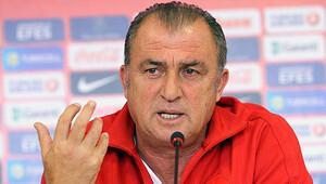 Fatih Terim'den Slovenya maçı öncesi flaş açıklamalar