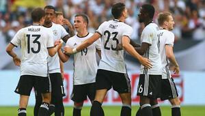 Almanya 2-0 Macaristan