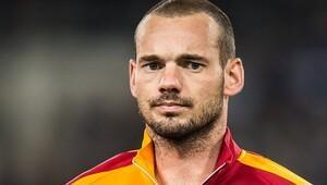 Sneijder'den olay sözler! 'Şov yapıyordu, peki şimdi nerede?'
