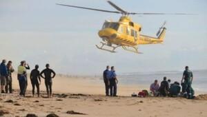 6 metrelik köpekbalığı 60 yaşındaki kadını öldürdü