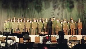 Rus Ordu Korosu'ndan KKTC'de konser