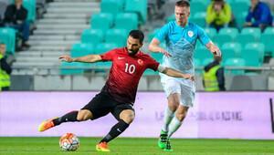 Slovenya 0-1 Türkiye (Maç özeti)