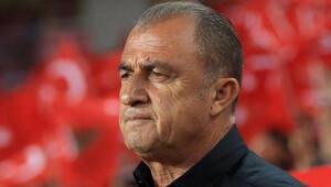 Fatih Terim'den Slovenya maçı sonrası açıklamalar