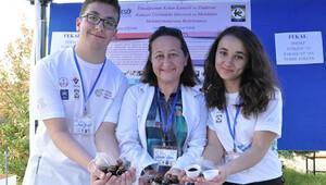 Lise öğrencilerinin projesi Paraguay yolcusu