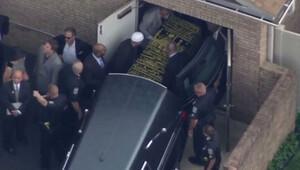 Muhammed Ali'nin cenazesi memleketine getirildi