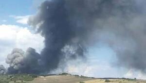 Maliye eski Bakanı Unakıtan'ın oğluna ait AB gıdada yangın çıktı