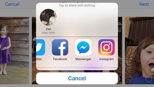 Instagram'a doğrudan fotoğraf paylaşma özelliği geldi
