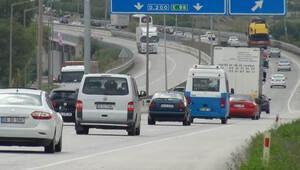Trafikte en çok ceza park yasağı, hız ve işaret ihlallerine