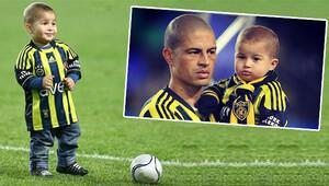 Alex de Souza'nın oğlu Felipe futbolcu oldu