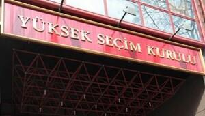 YSK'dan Erdoğan kararı: 'Diploması sahte' başvurusuna ret