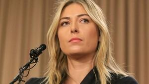 Sharapova 2 yıl men cezası aldı