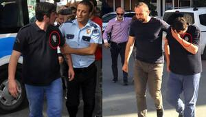 Üzerinde çevik kuvvet polislerinin giydiği üniforma ile Kılıçdaroğlu'nu protesto ederken gözaltına alındı
