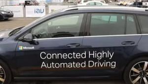 Microsoft marka otomobil mi geliyor?