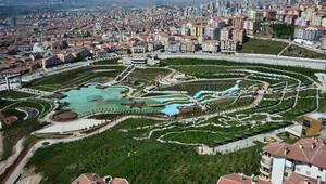 Ankara'daki parka 'Muhammed Ali' adı verildi