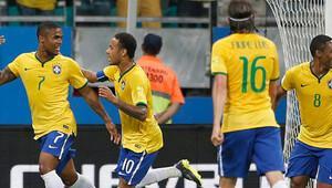 Copa America'da Brezilya şov yaptı!