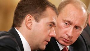 Rusya Başbakanı Medvedev: Bizde para kalmadı