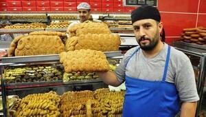Ramazanın vazgeçilmez lezzeti Halep Kahkesi