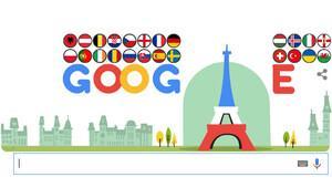 EURO 2016 bakın neden doodle oldu.. İşte EURO 2016'da öne çıkan haberler