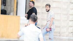 Batuhan Karadeniz İstanbul'a geldi karakolluk oldu