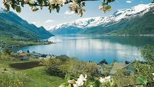 Avrupa'nın en iyi dağ evleri