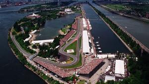 Formula 1'de sıradaki durak Kanada